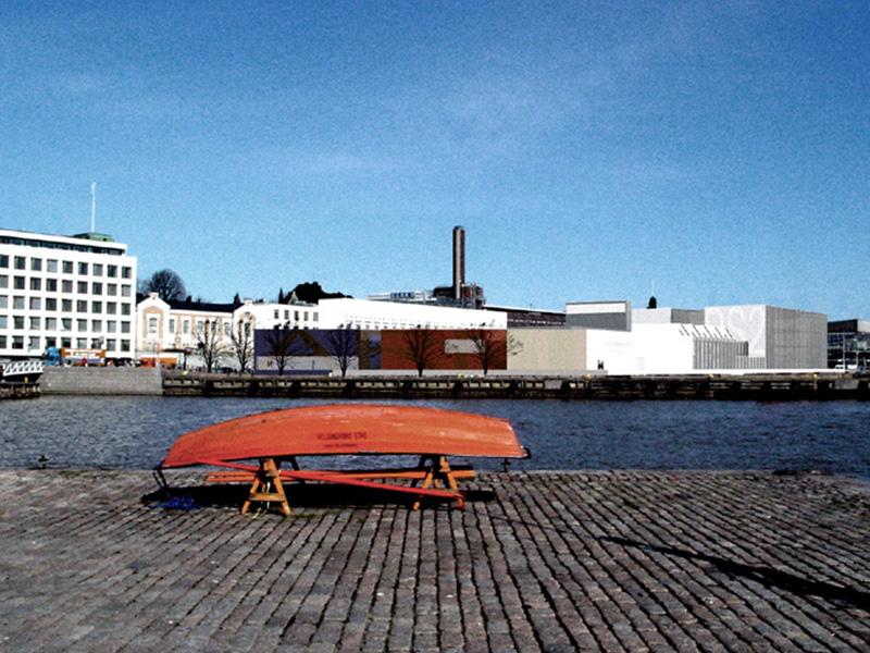 Kilpailuehdotus, Armi-talo, Helsinki