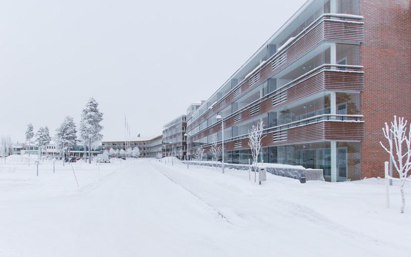 Huoneistohotelli HC Villas Katinkulta, Vuokatti