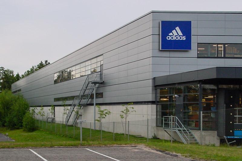 Varastorakennus, Espoo