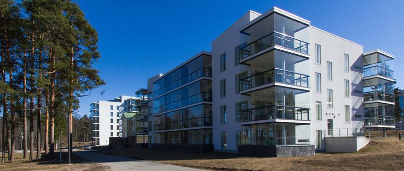 Huoneistohotelli HC Villas Saimaa 2, Lappeenranta
